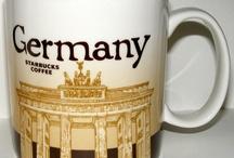 Starbucks City Mugs / Collectibles