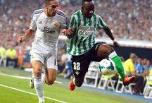 Real Betis Balompié / Más que fútbol: Real Betis Balompié.