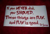 Dr. Seuss fun
