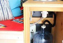 diy camping van