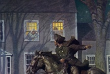 Revolutionary war- places or faces / by julie metcalf