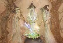 Mystical_ Witchy _Symbols  / by Lori Decker