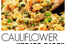 Low Carb : Cauliflower Recipes