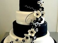 ideas for Roelines wedding  / black and white