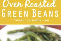 LEAP String Bean / LEAP friendly String Bean recipes and products