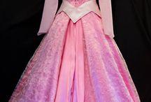 Aurora's dress
