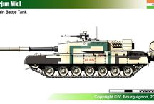 MODERN INDIA MILITARY LAND VEHICLES
