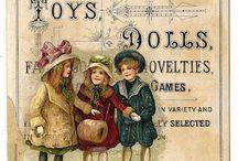 Dolls - Vintage Images
