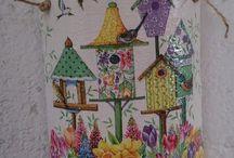 TallerKau / Taller de manualidades como muñequeria, decoupage y crochet