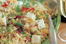 Recipe for orzo salad