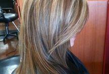 Hair Stuff / by Tammy K Hensler