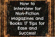 Writing - Non-fiction