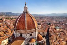 Italië - Toscane / Ontdek de vele culturele bezienswaardigheden in de prachtige steden in Toscane.