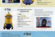 Mini ons / Minion related