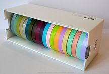My washi tapes