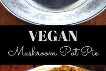 Vegan pies
