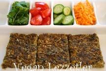 Delicious Vegan Recipes / by Liliana May