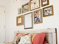 Sweet Dreams / Decorating ideas for the bedroom