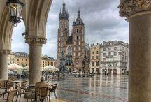 Pologne / #Pologne est une magnifique ville à visiter