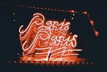 paris je t'aime <3 / everything about paris :)