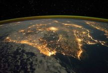Imagens do espaço