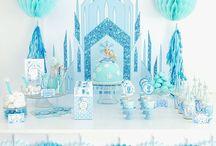Mesa  Chuches Frozen