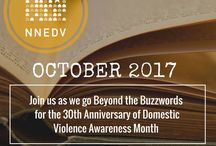 31 Ways to Go Beyond the Buzzwords / For #DVAM2017, NNEDV digs into what common buzzwords in the domestic violence prevention field mean to us. Join us as we go beyond the buzzwords! Follow along with #31n31 & #DVdictionary.