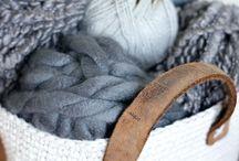 create | crochet + knit