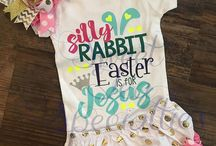 Decals Easter