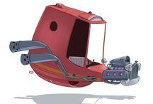 Gameplay - Vehicles / Referências de veículos