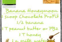 ProFIT Recipes / by Cortney Calaway