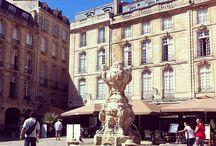 Bordeaux vs Paris / Sauriez vous reconnaître ou on était pris ces différentes photos ?