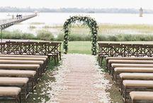 Lovely Wedding Aisles