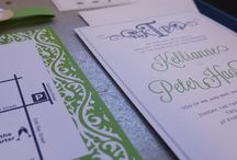 Wined & Designed : Printed / Invitations and wedding accessories coming from our design boutique