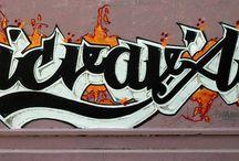 Tournage Vidéo / Pour notre site, nous avons tourné une vidéo de graffe en live !