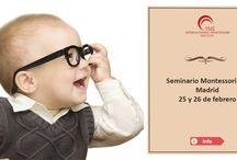 Seminario Montessori: Etapa, infantil de 0-3 años