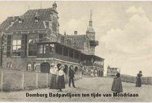 """Domburg """" vroeger """""""