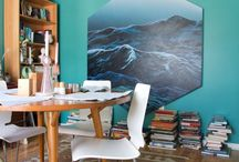 Dining Room Inspiration / by Angeline Mathenia