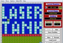 The Game LaserTank