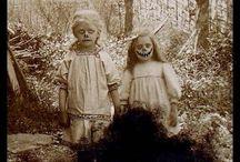 halloween ideas / by Mareike Engelke