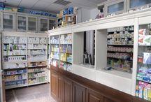 Amenajare farmacia Academia / 16.000 de cutii cu medicamente stocate in oficina de 32 de metri patrati. http://www.sertarefarmacii.ro/proiecte/1-farmacia-academia-bucuresti
