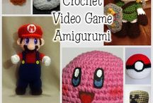 Amigurumi crochet / by Ariel Rebeles
