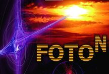 """Expoziție Foto^N / Foto^N - """"fotografie la puterea N"""" - hibrid între fotografie și fractali; lucrări realizate cu asistența unor Ființe de Lumină. Emană o energie benefică în mediul în care sunt plasate.  Lucrările au fost expuse la biblioteca Astra din Sibiu, în cadrul """"Sibiu - Capitală Culturală Europeană 2007"""" și pot fi comandate ca imprimate pe pânză (canvas).  Canvasul este o pânză de tipul celor folosite pentru tablouri, de o calitate excelentă."""