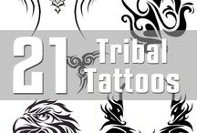 tribal tatoo
