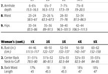 Measurement Table Pattern Drafting