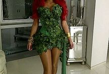 Halloween  ::  Poison Ivy Costume