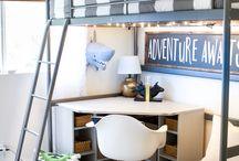 K and B's room ideas