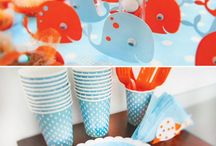 Baby Shower Ideas / by Jane Kang