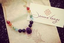 Chakra balancing necklaces
