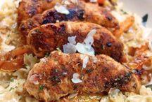 Food - Stovetop Boneless Chicken Breasts / by Kathy LaFerrara